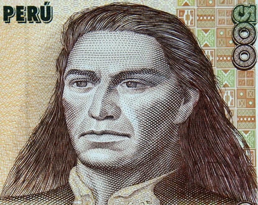 Peru money 1987