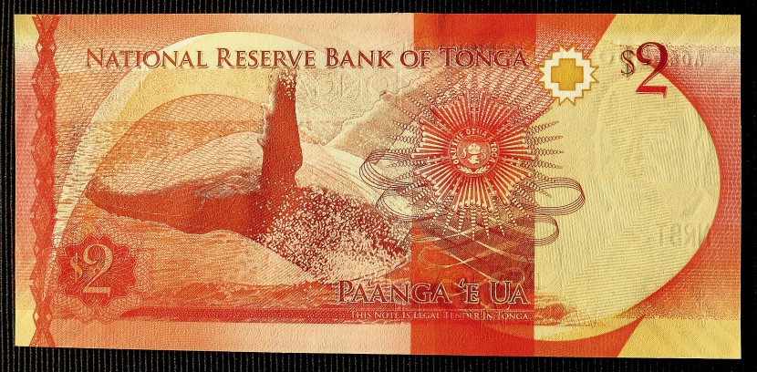 Kingdom of Tonga money